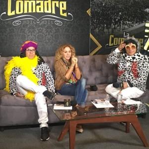 Lucero en La Comadre promoviendo su álbum Más Enamorada con Banda
