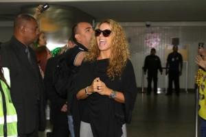 Lucero regresa a Brasil