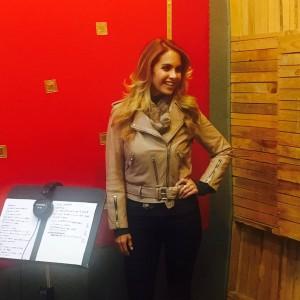 Lucero graba el disco Más Enamorada Con Banda con Luciano Luna