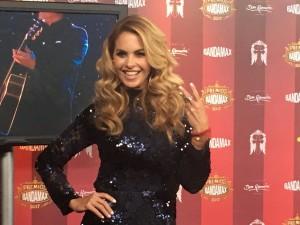 Lucero Solista Femenina del Año en Premios Bandamax por Enamorada con Banda