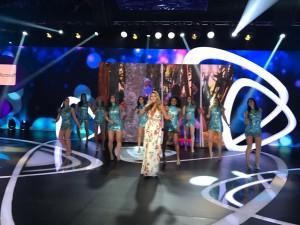Lucero Teletón Brasil 2016