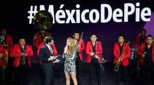 Lucero Teleton Mexico 2018