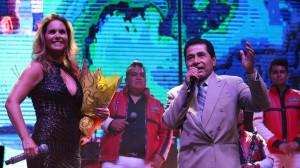 Lucero en la XX Feria del Libro en Toluca